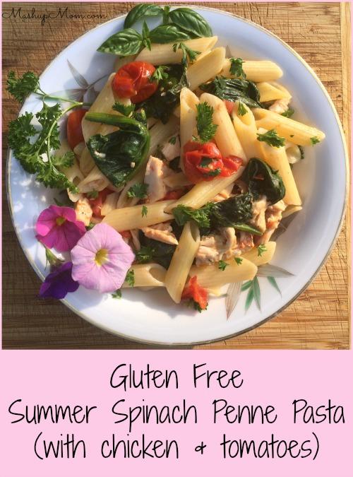 gluten-free-summer-spinach-penne-pasta