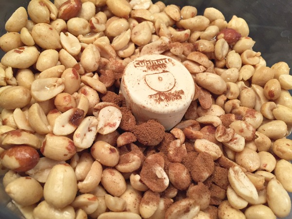 peanuts-in-processor