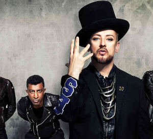 The original Culture Club lineup is back — And back in town