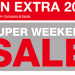 Macy's Super Weekend Sale with 20% Code