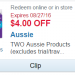 Two easy money makers at Walgreens — Aussie and aspirin