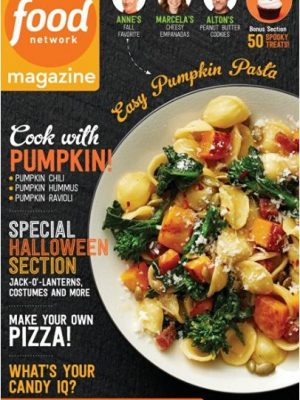 It's a Food Network magazine deal!