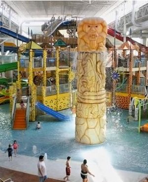 Lowest I've seen a Kalahari Dells deal + extra 10% off TODAY ONLY