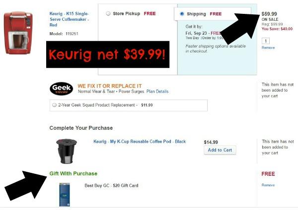 keurig-at-best-buy