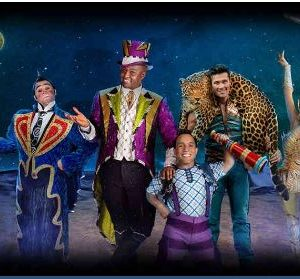 Ringling Bros. and Barnum & Bailey Out of This World — Two Locations!