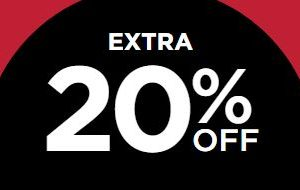 Extra 20% off already reduced merchandise at Kohl's with code!