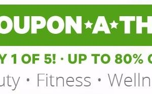 Groupon-a-thon — Health, Beauty, Spa blowout + 10% off!