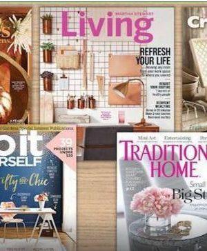 Martha Stewart Living $4.25 a year + more deals