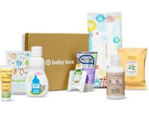Target now has a Baby Box, and it's just $7.00! GONE
