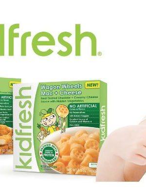 Save on Kidfresh frozen meals at Walmart!