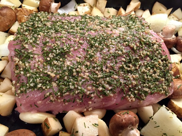 pork-roast-with-rosemary-on-top