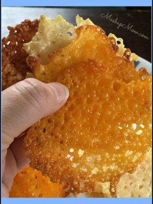 Make It or Buy It? Cheese Crisps