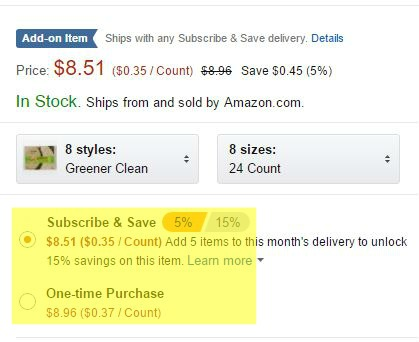 How To Maximize Your Savings With Amazon Subscribe Save