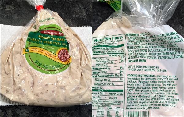 Whole Foods Hummus Ingredients
