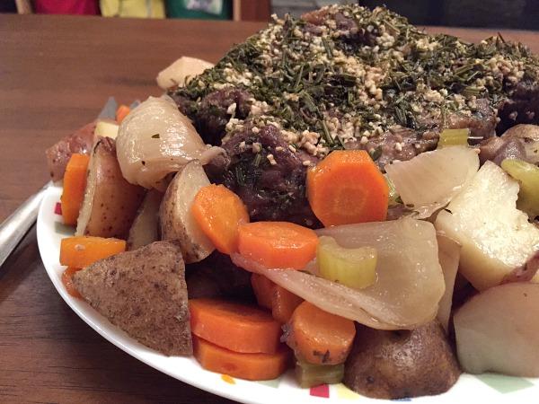 recipe: how to thicken pot roast gravy in crock pot [33]