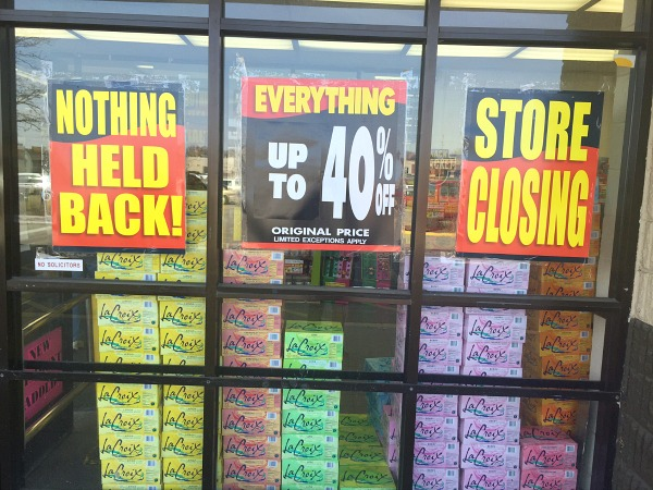 Dont Bother With The Ultra Foods Store Closing Sale Yet