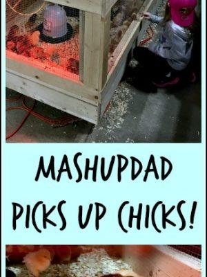 MashupDad Picks Up Chicks!