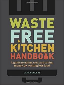 What's Rachel Reading? Waste Free Kitchen Handbook