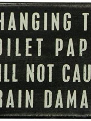 Quirky Finds 6/18/18 — Changing the Toilet Paper Sign