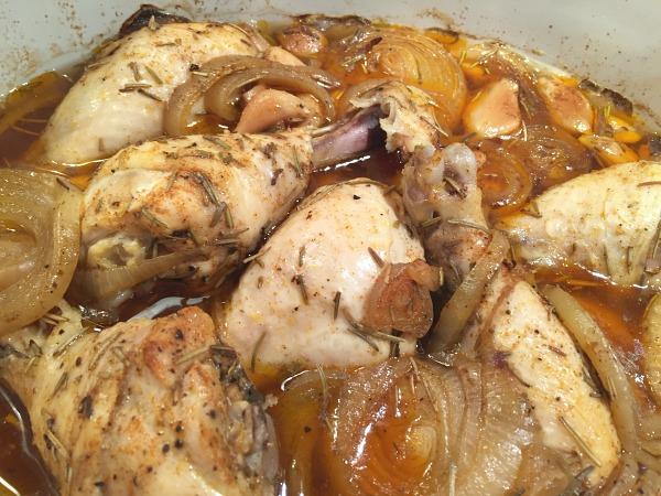 chicken thigh crock pot