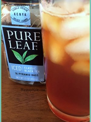 Bring more flavor to your summer with Pure Leaf Home Brewed Iced Teas at Target
