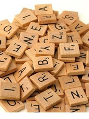 Quirky Finds 6/19/17 — 400 Scrabble Tiles