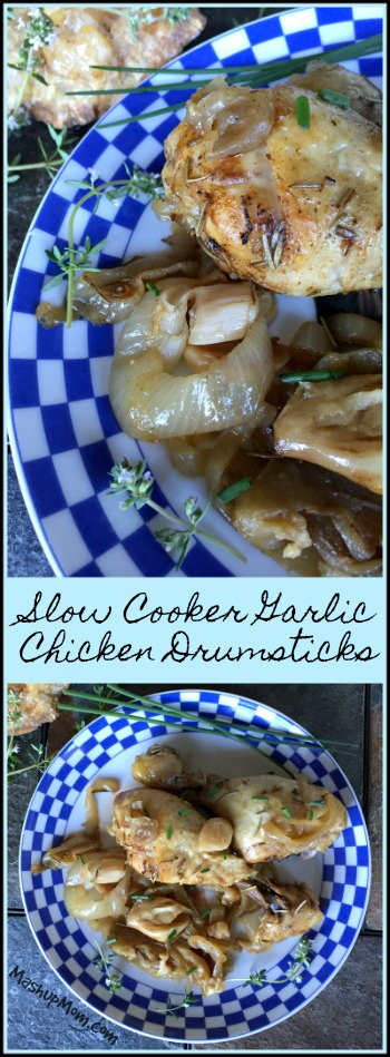 how to cook drumsticks in a slow cooker