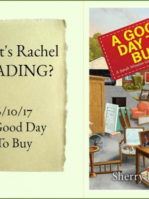 What's Rachel Reading? A Good Day To Buy
