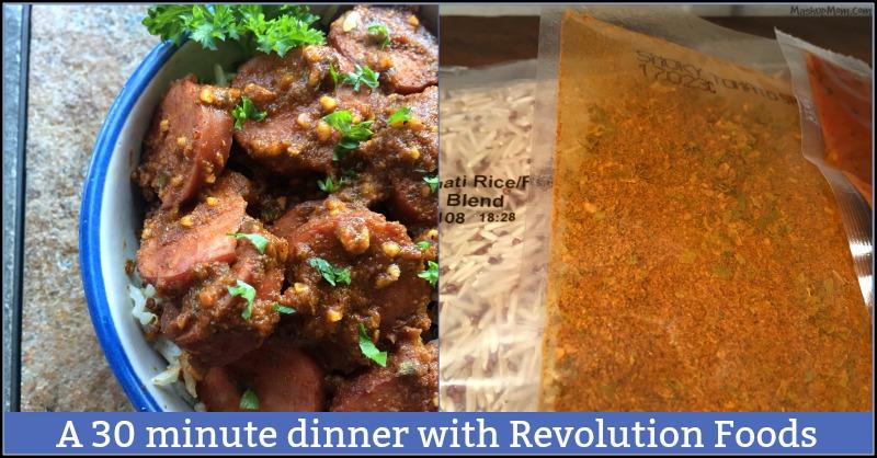 revolution foods review