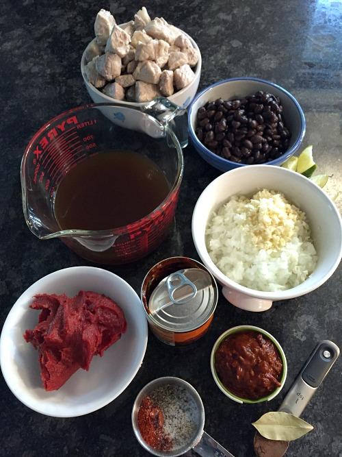 how to make chipotle chili
