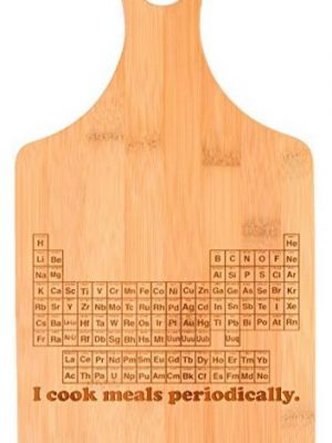 Quirky Finds 7/20/17 — Periodic Table Cutting Board