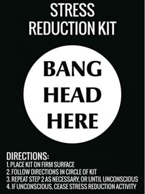 Quirky Finds 7/17/17 — Stress Reduction Kit