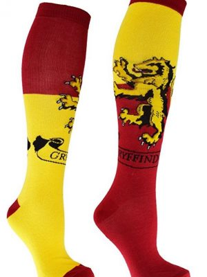 Quirky Finds 8/16/17 — Gryffindor Socks