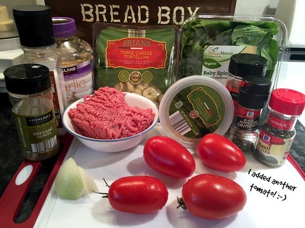 beef tortellini ingredients