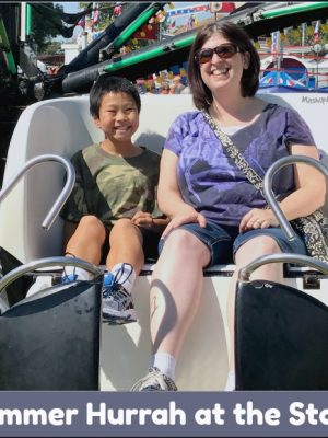 A Last Summer Hurrah at the State Fair!