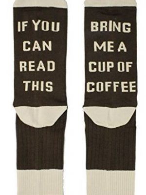 Quirky Finds 9/26/17 — Bring Me Coffee Socks