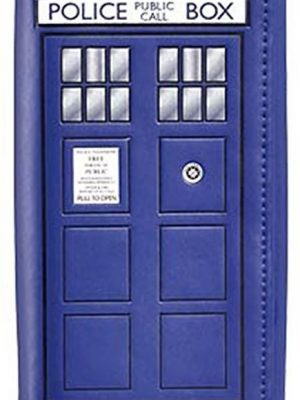 Quirky Finds 9/16/17 — Tardis Wallet