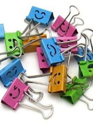 Quirky Finds 9/24/17 — Smiley Face Binder Clips