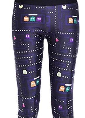 Quirky Finds 10/12/17 — Pac-Man Capris