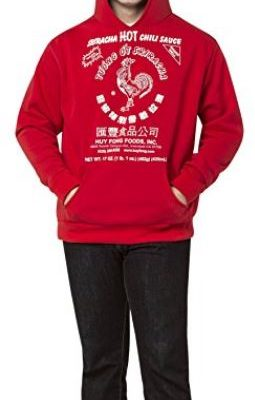 Quirky Finds 10/13/17 — Sriracha Hoodie