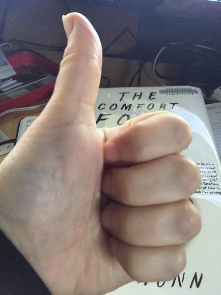 What's Rachel Reading? The Comfort Food Diaries -- a food memoir