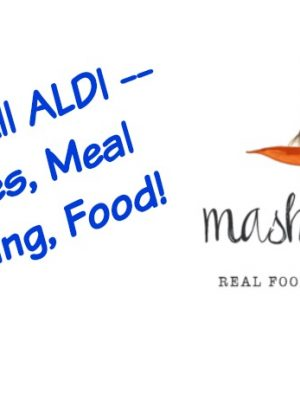 New Group for ALDI Recipes and More
