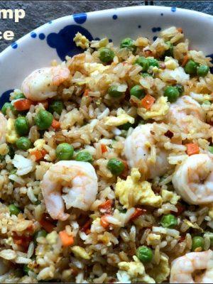 Easy Shrimp Fried Rice