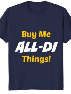 You Need a New ALDI-Themed T-Shirt in your life!