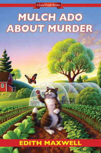 What's Rachel Reading? The Local Foods Mystery Series!