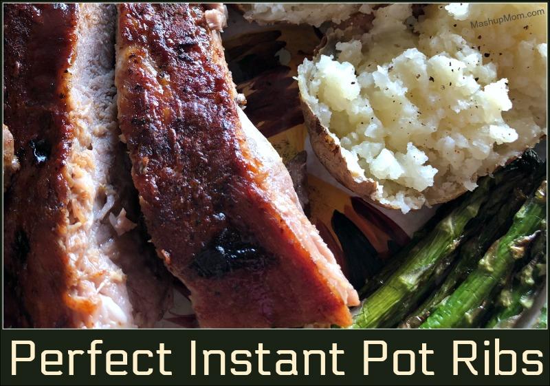 perfect Instant Pot ribs