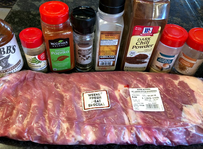 Instant Pot Ribs ingredients. Perfect Instant Pot Ribs, anyone? Here's how to make ribs in the Instant Pot: Simply season with your own favorite spice mix, cook them tender in the Instant Pot, then brush with BBQ sauce and finish under the broiler (or on the grill) to caramelize the sauce. Ribs in 75 minutes, including the time to come to pressure!