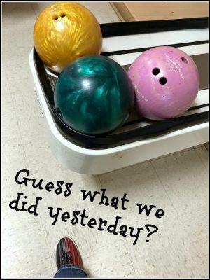 Morning Mashup 4/5/18 — Take the kids out bowling, take them bowling!
