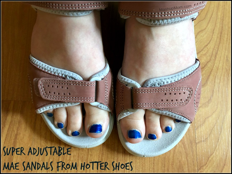 Adjustable Mae Sandals from Hotter Shoes