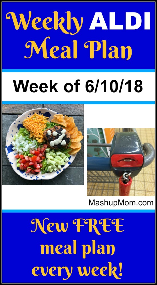 weekly aldi meal plan